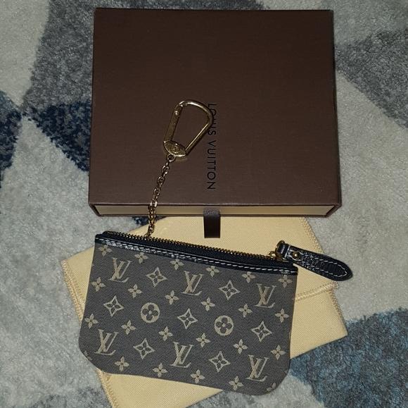 Louis Vuitton Idylle Cles Key Pouch